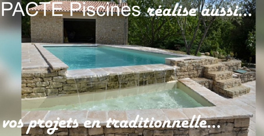 Diffazur cabries charmant piscine miroir a debordement for Piscine ibiza perpignan